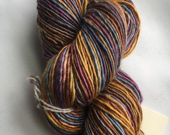 Handspun Yarn: Mr Wednesday