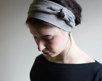 Wide Headband / Headwrap / Gift for Her / Headband / Hair Accesories / Headbands / Boho Headbands / Gifts for New Mothers / Hospital Gift