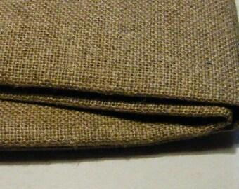 25 count Natural Linen - Cut Piece 37.5 x 45cm, Cross stitch fabric. Linen evenweave fabric. 25 count Linen fabric. Cross Stitch Linen.
