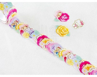 BANDE Sanrio Paper Sticker Series  N-1801-483711 - Hello Kitty