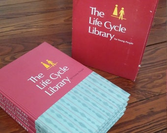 The Life Cycle Library for Young People