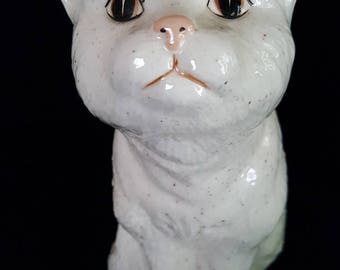 Cat Figurine by Pat's Critters©