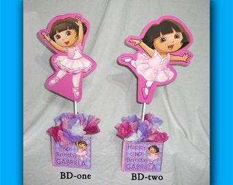 Dora centerpiece Etsy