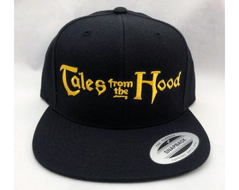 Tales From The Hood baseball cap 90's horror anthology