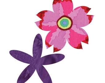 Sizzix Bigz Die - Flower Layers #13 # 659138