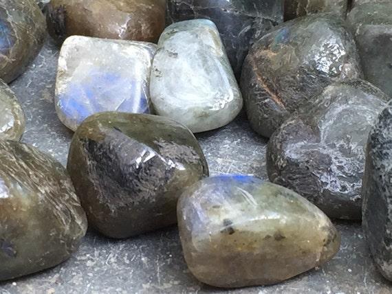 Small Labradorite Stones, Labradorite Crystal, Polished Labradorite, Raw Labradorite, Chakra Stone, Healing Crystal, Reiki, Crystal Grid
