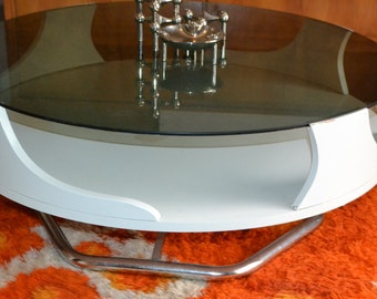 Vintage coffee Table 60 years space age