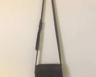 GAP leather crossbody bag / leather purse / crossbody bag