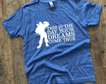 This Is the Day Your Dreams Come True Shirt - Vacation Tee