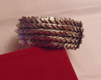 Vintage Scale Expansion/stretch Bracelet