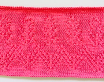 PDF patterns knitting