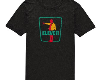 Seven Eleven Stranger Things Tshirt