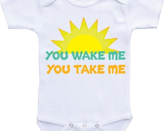 Funny Baby Onesies,Funny Onesies for boys/ funny baby girl onesie,Funny Baby gifts,Funny baby clothes,funny baby boy gifts/ baby girl gifts