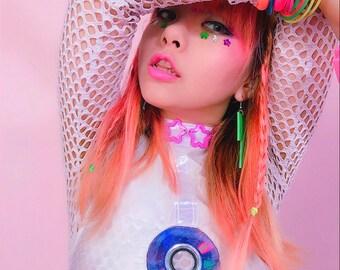 Nihon Kids handmade CD cyber top