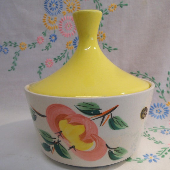 Vintage 196070s Lidded Bowl Arthur Wood