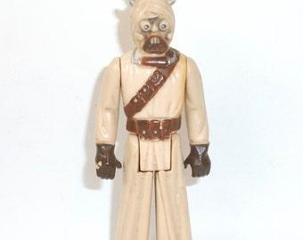 Vintage Star Wars Tusken Raider Action Figure 1977