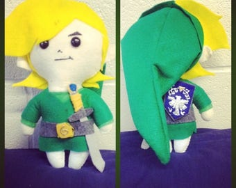 Link Felt Doll