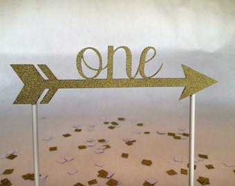 First Bithday Cake topper 1 ct.,1st birthday cake topper,boho 1st birthday,boho first birthday,gold boho decorations,gold glitter,gold bday