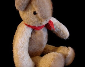 """Teddy Bear-Maxwell the Bear-22"""" (Made to Order by Request)"""