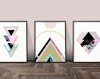 Giclee Print Large Wall Art Prints Wall Art Abstract Large Prints Abstract Art Prints Giclee Art Print Geometric Wall Art Large