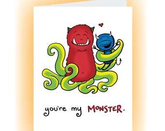You're My Monster