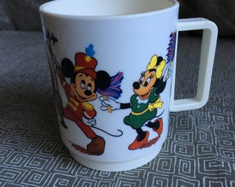 Vintage Walt Disney World Mug