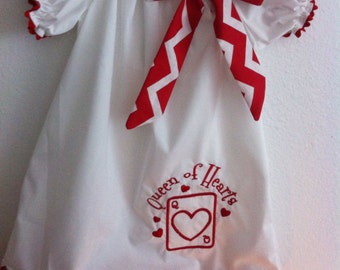 Queen of Heart Dress