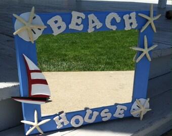 Beach House Mirror - Beach Mirror (MR003) - SALE