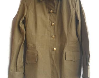Army surplus 1980s army jacket Soviet army Russian army jacket Military surplus Vintage army jacket Soviet military Vintage uniform