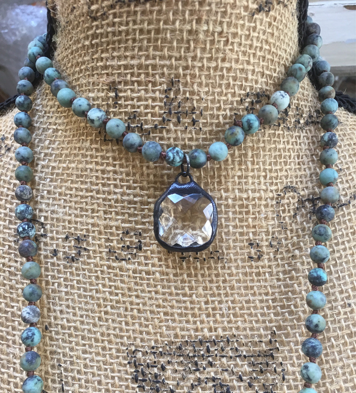 3 styles rustic soldered pendants crystal pendant medium zoom aloadofball Image collections