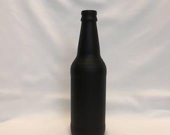 Chalkboard Beer Bottle