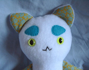 Wobbly Kitty Plush - Antonio