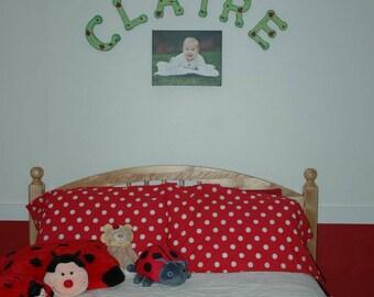 CUSTOM Children's Bedroom Decor