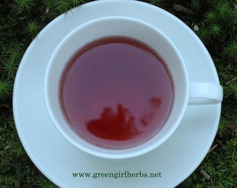 C Tea Organic Herbal Tea - Made by an Herbalist with Certified Organic Herbs - 2.25 ounces