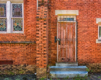 The Back Door, Savannah, Georgia