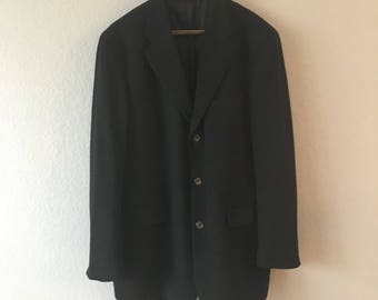 Large Men's Cashmere Jacket