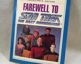 TV Guide Collectors Edition Farewell To Star Trek The Next Generation