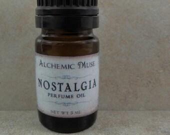 Nostalgia - Perfume Oil - Limited Edition