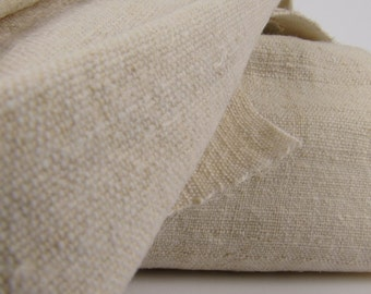 French Linen Fabric by the Yard Upholstering fabric Runner Vintage linen roll hemp linen roll wedding decor
