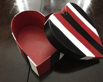 My heart shaped box
