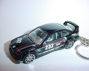 3D 1994 BMW M3 gtr custom keychain by Brian Thornton keyring