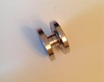 Fidget Spinner Caps Pair 608 Bearing