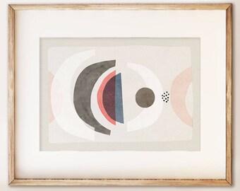 Abstrakte Kunst Druck Nr. 15. Kunst für Innenräume. Wohnzimmer-Kunst. Moderne Kunst. Kunst unter 50. UK-Kunstdruck. A3-Kunstdruck. Interior Design.