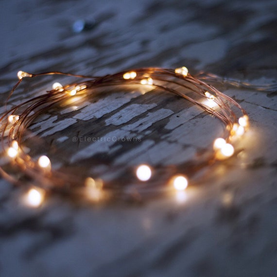Firefly String Lights With Batteries