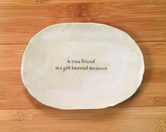 True Friend Wish Dish
