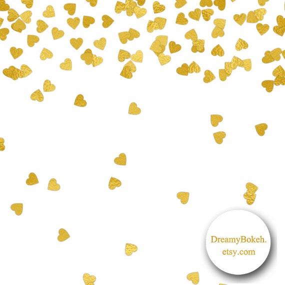 gold foil hearts confetti digital paper frames borders 12x12 rh etsy com Goal Clip Art Gold Star Clip Art Printable