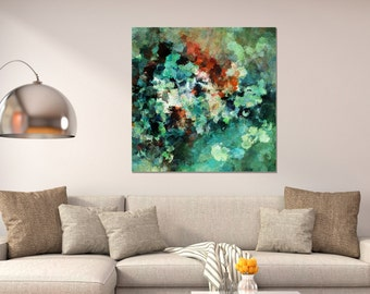 Colorful Abstract Art, Large Abstract Print, Modern Wall Art, Abstract Print as Wall Decor, Abstract Painting Print, Canvas Art Prints