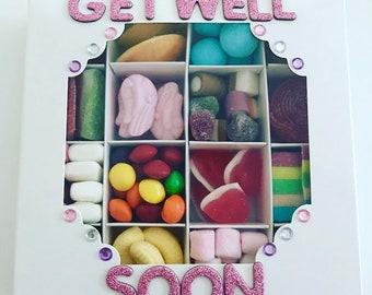Get Well Soon Sweet Gift Box