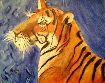 Wheres that tiger?