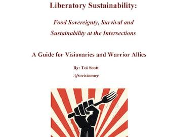 Liberatory Sustainability- 2nd Edition